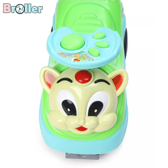Chân chân trẻ em 4 bánh Broller QX-3311-2 8