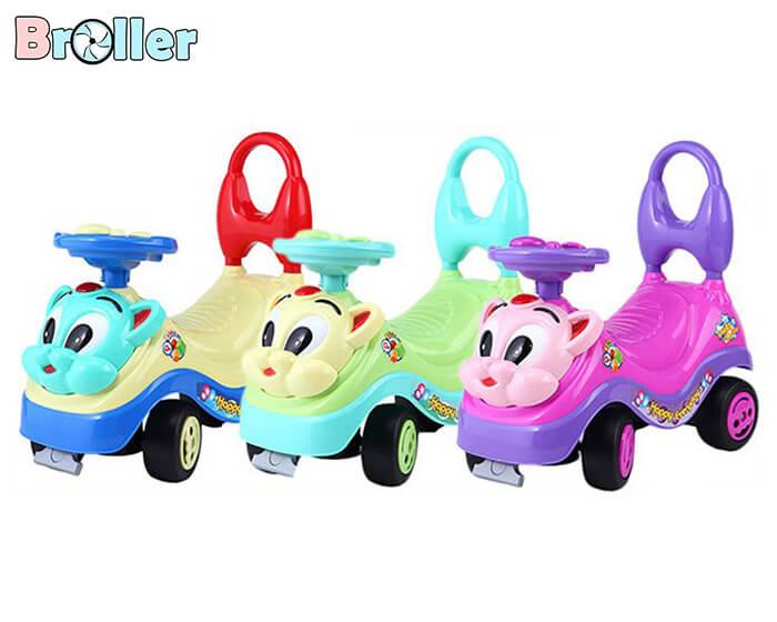 Chân chân trẻ em 4 bánh Broller QX-3311-2 1