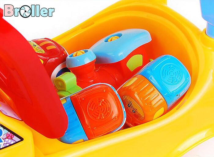 Chòi chân cho bé Broller QX-3341-1 10