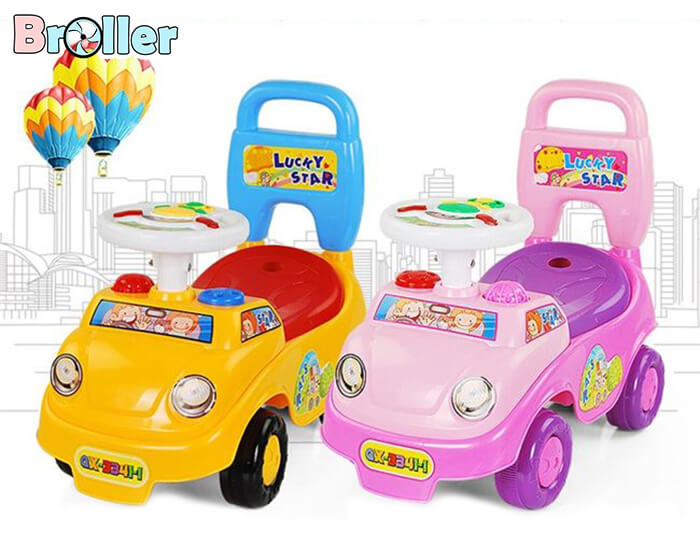 Chòi chân cho bé Broller QX-3341-1 1