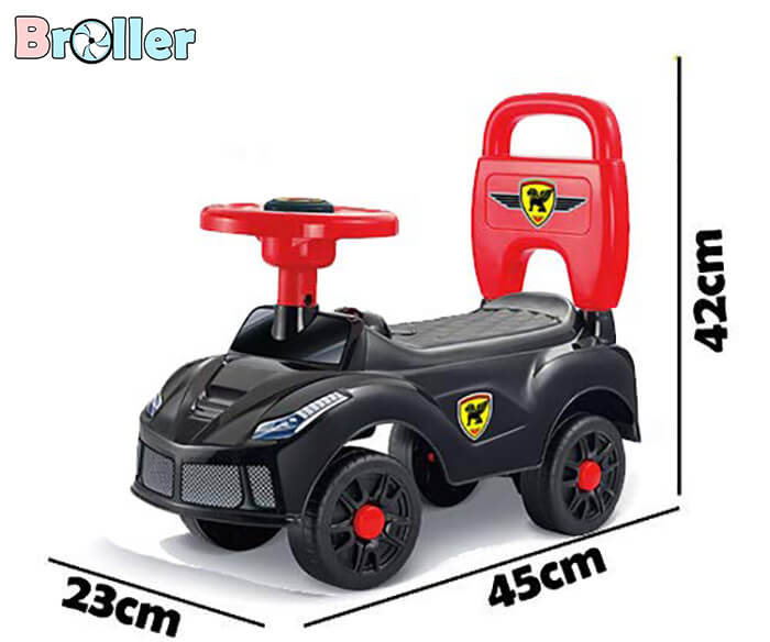Chòi chân mô hình xe ô tô QX-3392-2 1