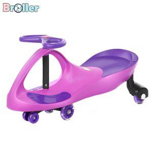 Xe lắc tay trẻ em Broller 8097