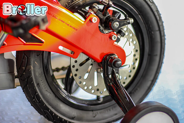 Xe đạp Broller GN 12