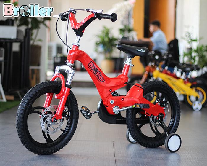 Xe đạp Broller JZB 1