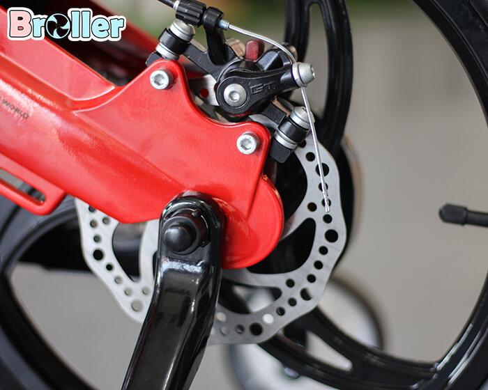 Xe đạp Broller JZB 13