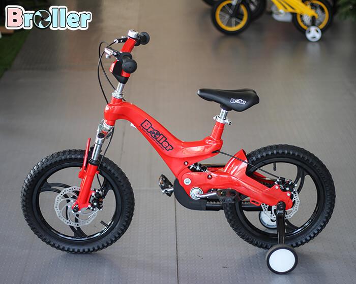 Xe đạp Broller JZB 2