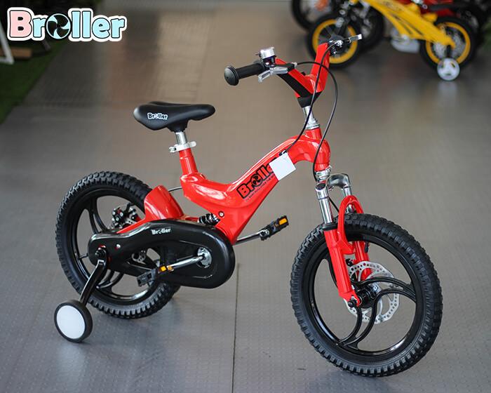 Xe đạp Broller JZB 3