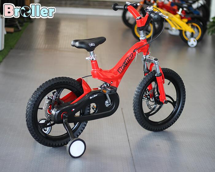 Xe đạp Broller JZB 4