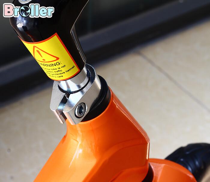 Xe cân bằng Broller PHC-FT 8