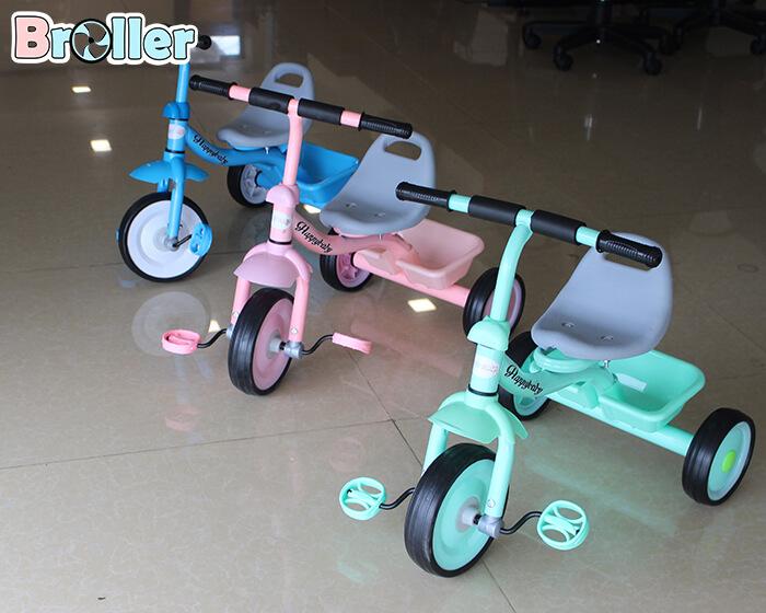 Xe đạp ba bánh cho bé XD3-2018 2