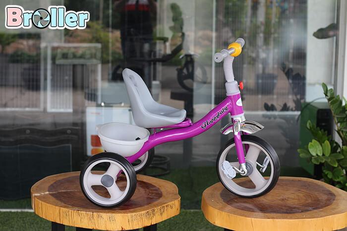 Xe ba bánh cho bé Broller 2028 15