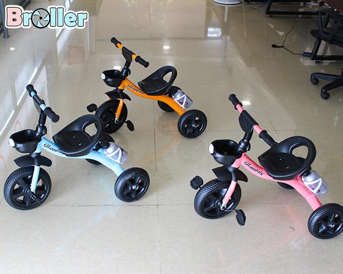 Xe đạp ba bánh trẻ em Broller 2015 1