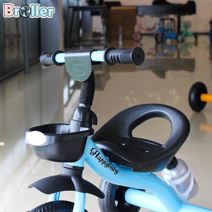 Xe đạp ba bánh trẻ em Broller 2015 3