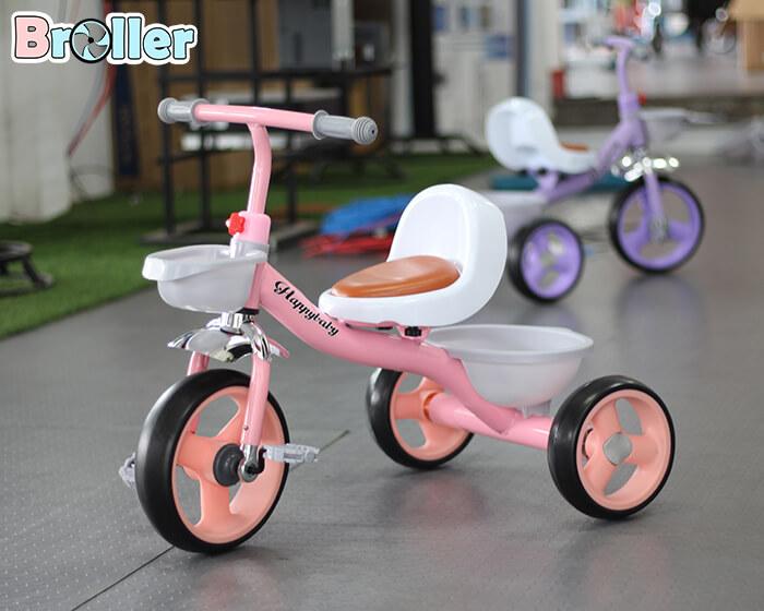 Xe đạp trẻ em 3 bánh Broller 2026 1
