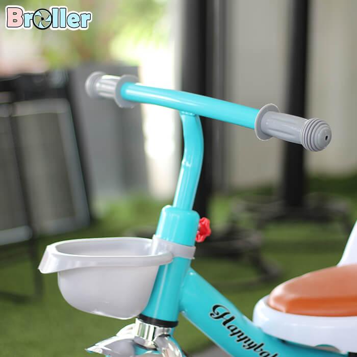 Xe đạp trẻ em 3 bánh Broller 2026 10