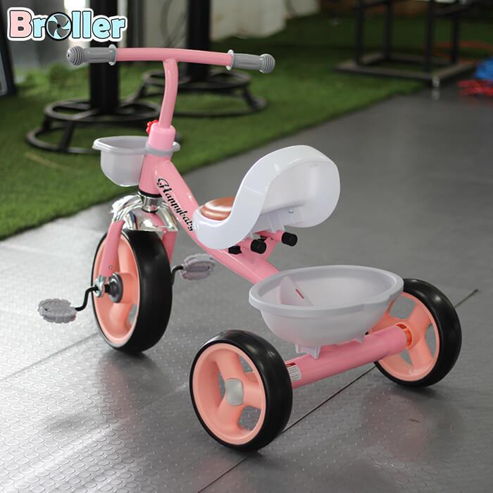 Xe đạp trẻ em 3 bánh Broller 2026 4