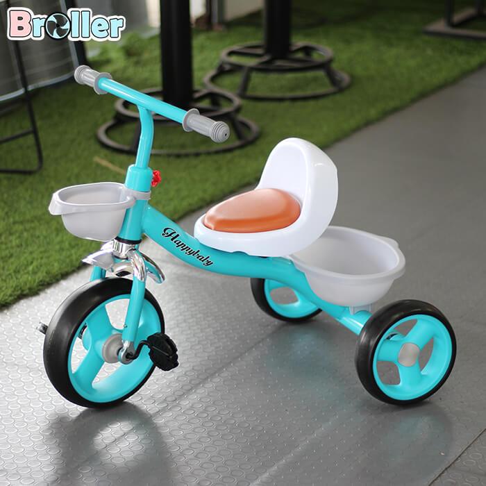Xe đạp trẻ em 3 bánh Broller 2026 8