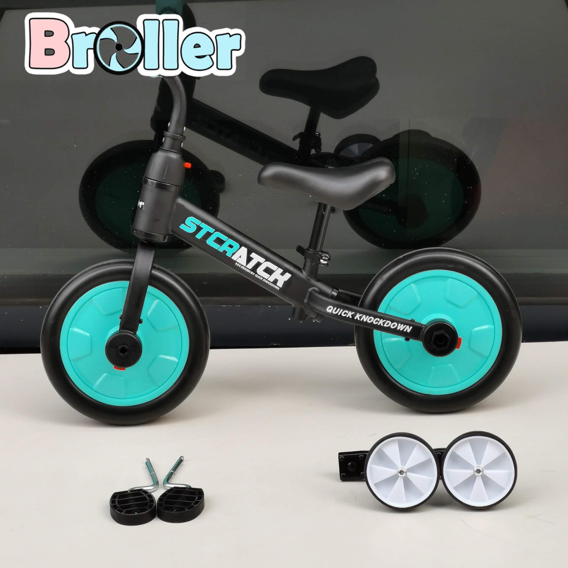 Xe đạp cho bé đa năng 4 trong 2 JL-101