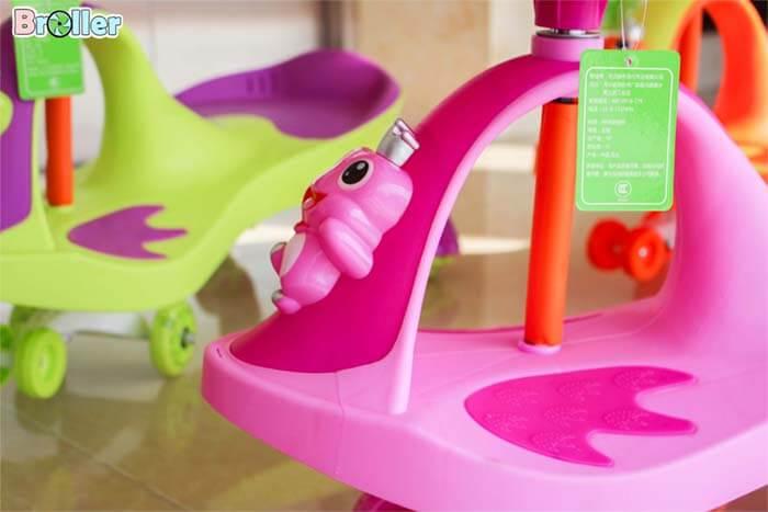 đồ chơi xe lắc cho bé 8091