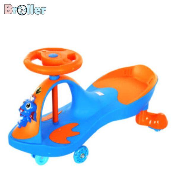 Xe lắc cho bé vận động Broller XL-8091