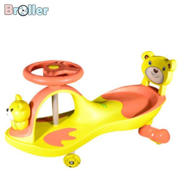 Xe lắc trẻ em Broller XL-8091B có tựa lưng