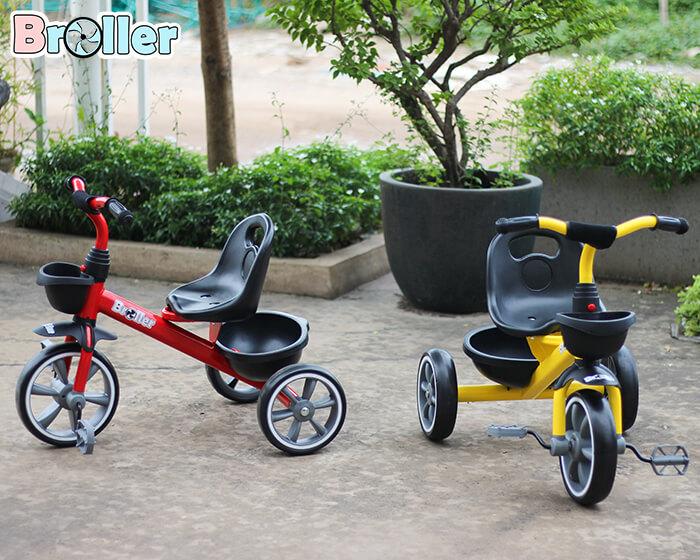 Xe đạp trẻ em 3 bánh Broller 516 1