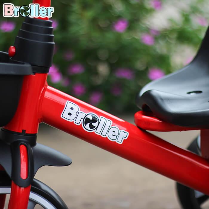Xe đạp trẻ em 3 bánh Broller 516 10
