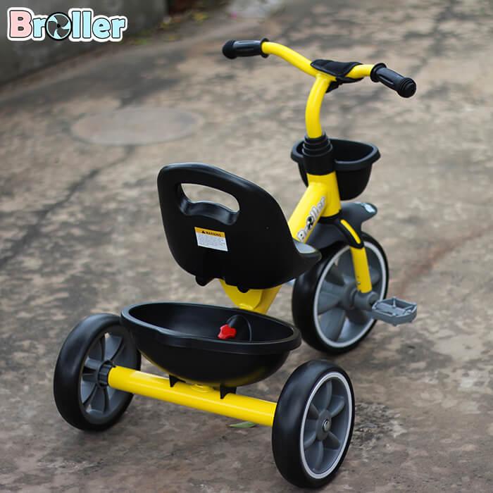 Xe đạp trẻ em 3 bánh Broller 516 6