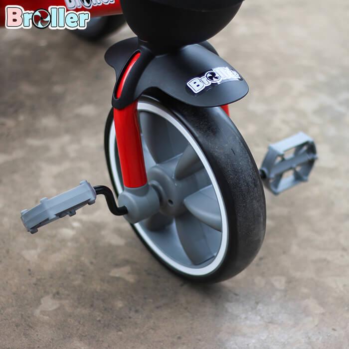 Xe đạp trẻ em 3 bánh Broller 516 8