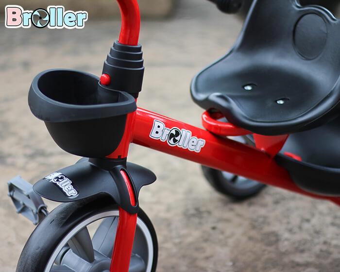 Xe đạp trẻ em 3 bánh Broller 516 9