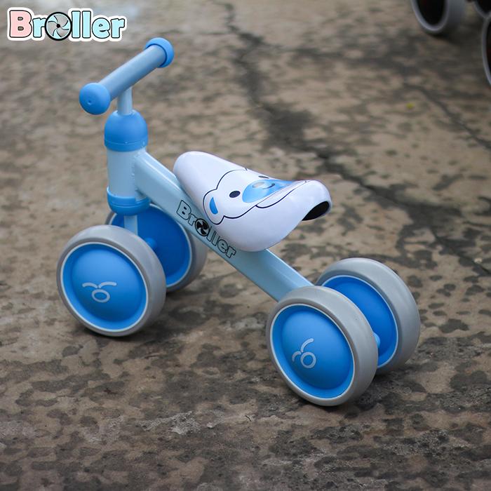 Chòi chân 4 bánh cao cấp cho bé QT-8095A 6