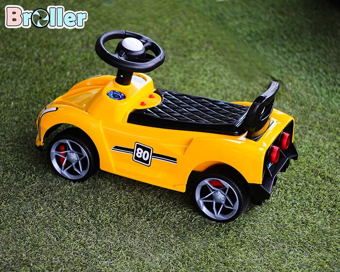Chòi chân cho bé mô hình ô tô 9501 2