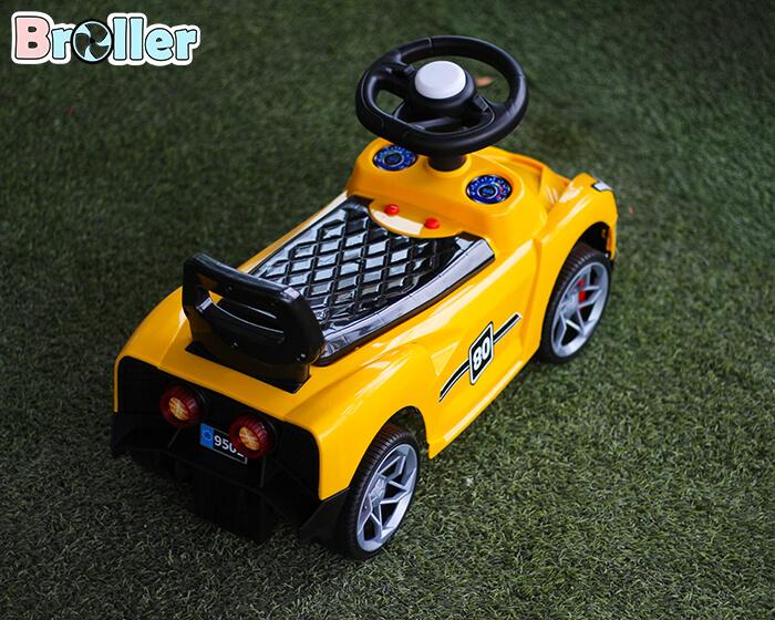Chòi chân cho bé mô hình ô tô 9501 3