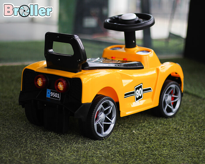 Chòi chân cho bé mô hình ô tô 9501 4