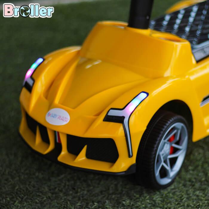 Chòi chân cho bé mô hình ô tô 9501 5