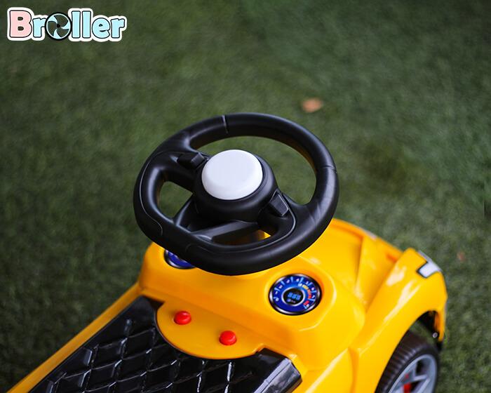 Chòi chân cho bé mô hình ô tô 9501 8
