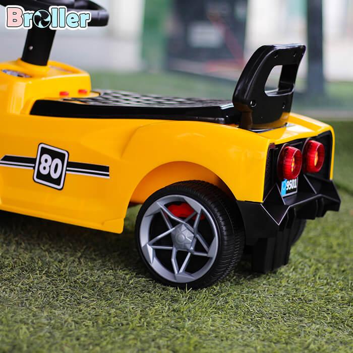 Chòi chân cho bé mô hình ô tô 9501 9