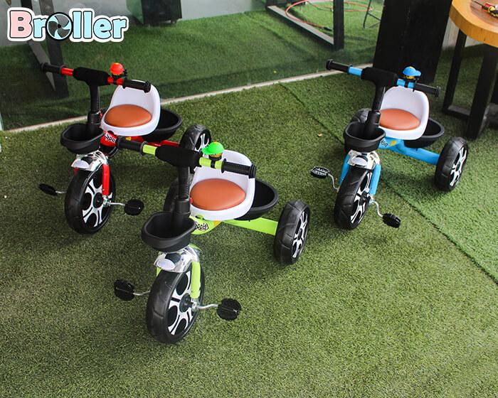 Xe đạp cho bé ba bánh 816 1