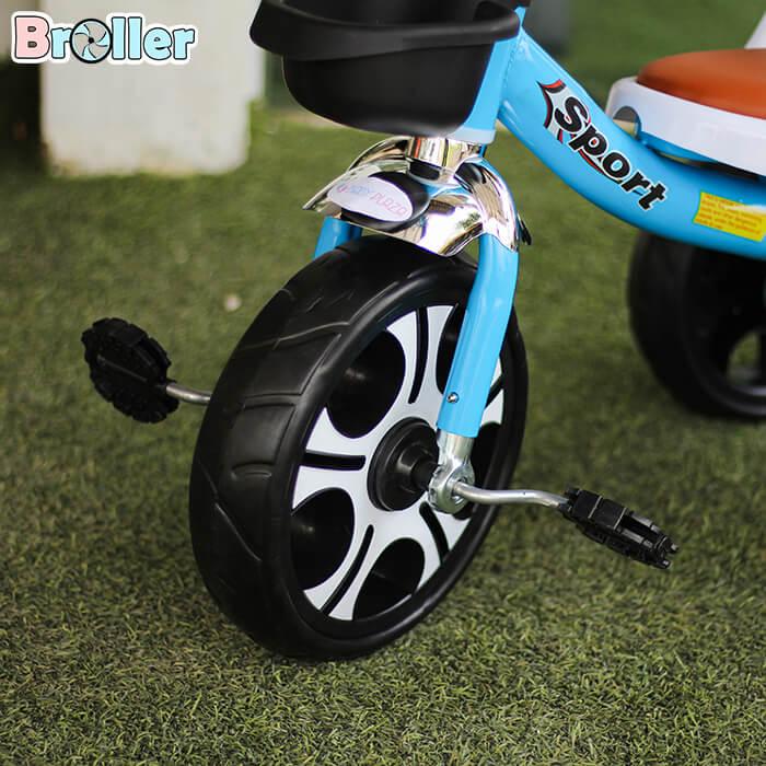 Xe đạp cho bé ba bánh 816 10