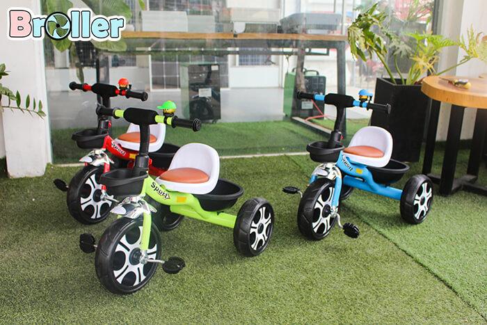 Xe đạp cho bé ba bánh 816 2