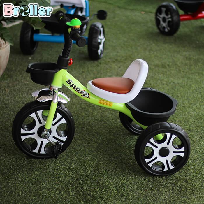 Xe đạp cho bé ba bánh 816 3