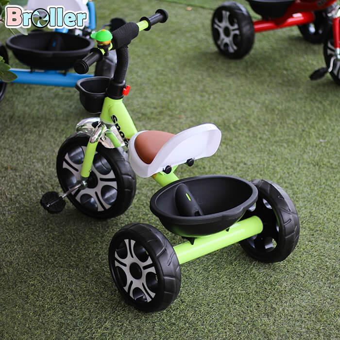 Xe đạp cho bé ba bánh 816 4