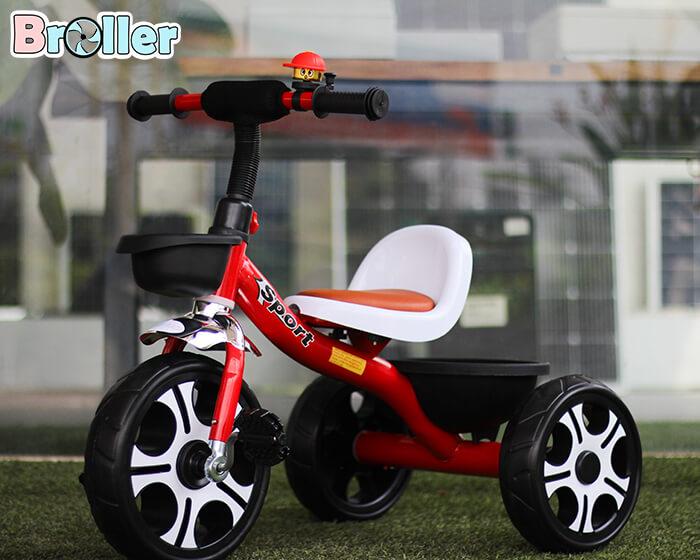 Xe đạp cho bé ba bánh 816 6