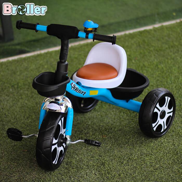 Xe đạp cho bé ba bánh 816 7