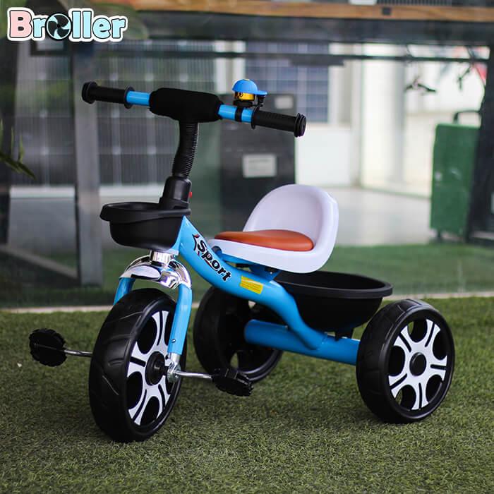 Xe đạp cho bé ba bánh 816 8