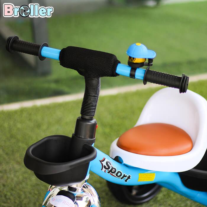 Xe đạp cho bé ba bánh 816 9