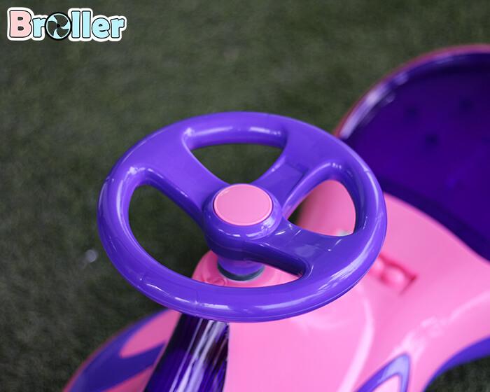 Xe lắc đồ chơi cho bé Broller 636 11