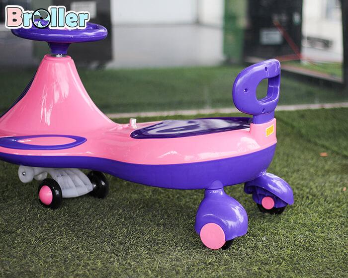 Xe lắc đồ chơi cho bé Broller 636 14
