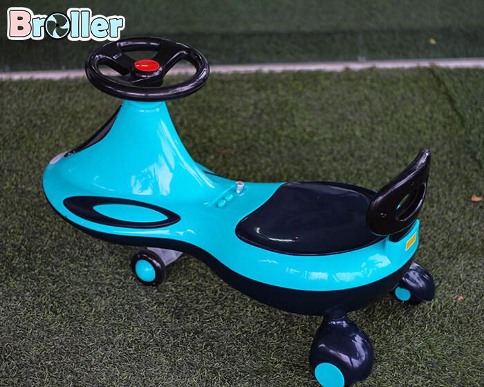 Xe lắc đồ chơi cho bé Broller 636 6