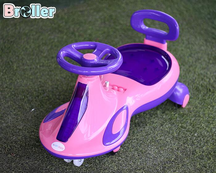 Xe lắc đồ chơi cho bé Broller 636 7